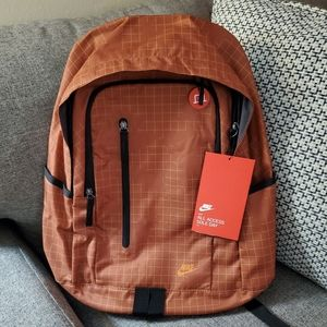 NWT Nike All Access Backpack